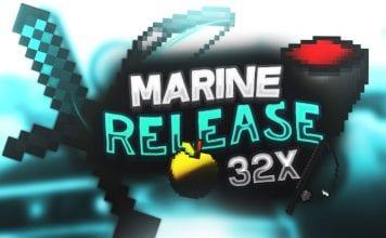 Mazarine 32x PvP Texture Pack 1.8.9