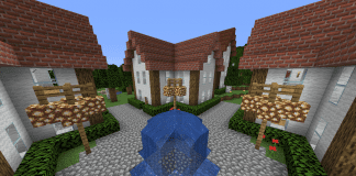 Minecraft Castle - French Chateau - 1