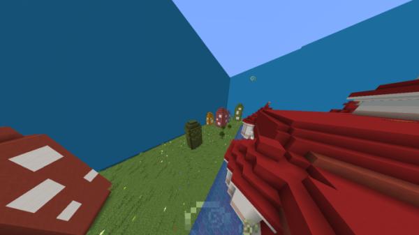 Minecraft Castle Super Mario Peach's Castle - 3