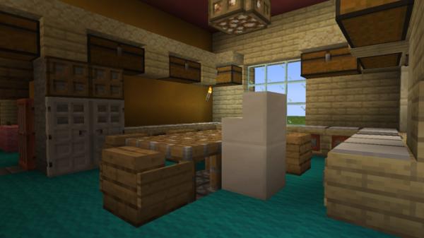 Minecraft House - 21 Spooner Street 2