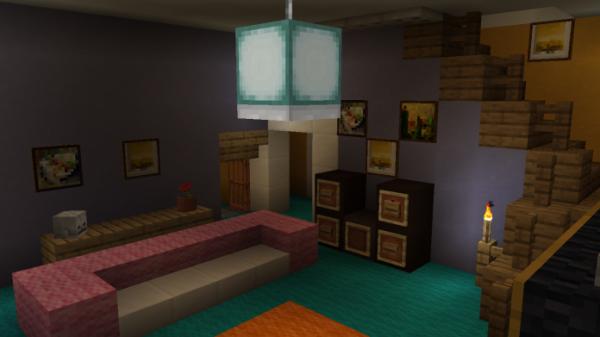 Minecraft House - 21 Spooner Street 3