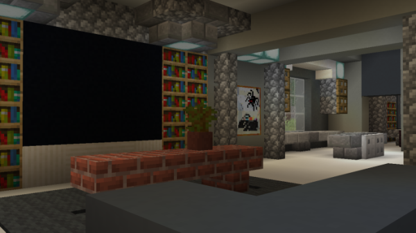 Minecraft House - Small Modern House 2