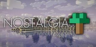 Nostalgia Shader 1.14.4
