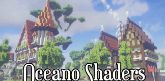 Oceano Shaders 1.14.4
