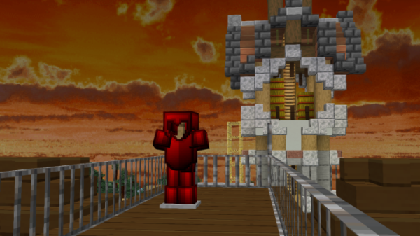 Red Killua 1.14.4 32x Revamp PvP UHC Minecraft Texture Packs - 1