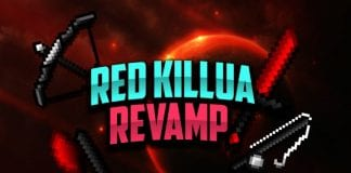 Red Killua 32x 1.14.4 Revamp PvP UHC Minecraft Texture Packs