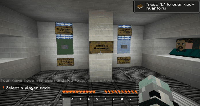 Redshift - Minecraft Horror Map - 1