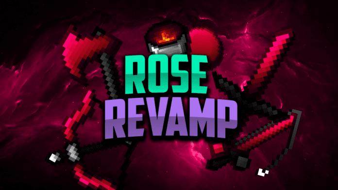 Rose Revamp 32x 1.14.4 PvP UHC Minecraft Texture Packs