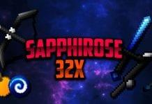Sapphirose 1.14.4 32x PvP UHC Minecraft Texture Packs - MAIN
