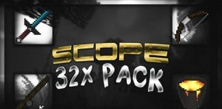 Scope Eum3 Edit PvP Texture Pack 1.8.9