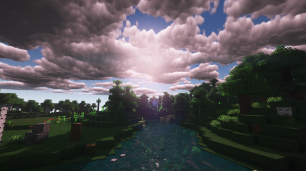 Sunflawer Shaders 1.14.4