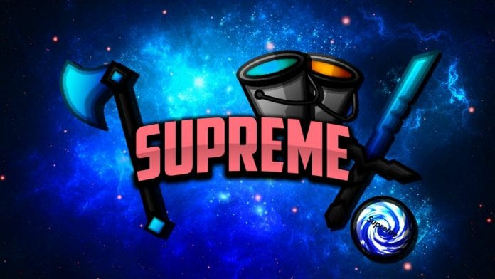 Supreme 256x PvP Texture Pack 1.8.9 - 1.8