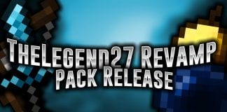 TheLegend27 Revamp PvP Texture Pack 1.8.9