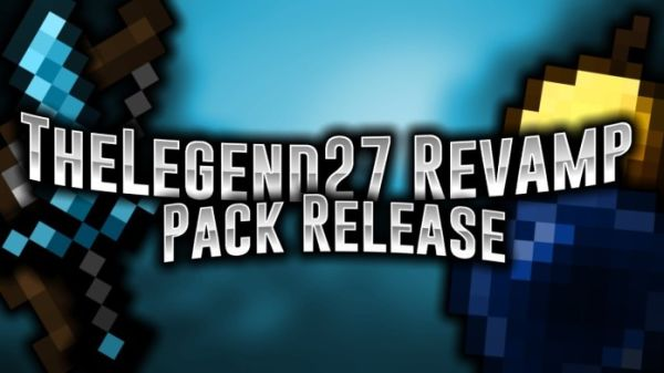 Best Minecraft Texture Packs 2020.Thelegend27 Revamp Pvp Texture Pack 1 8 9 1 8 Best 2020