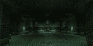 Watterlogged Crypt - Minecraft Dungeon - main
