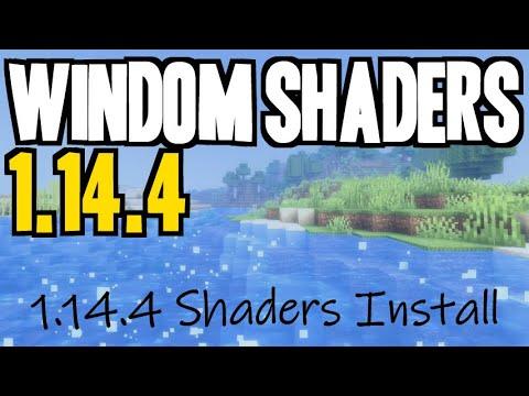 Windom Shaders 1.14.4 - main