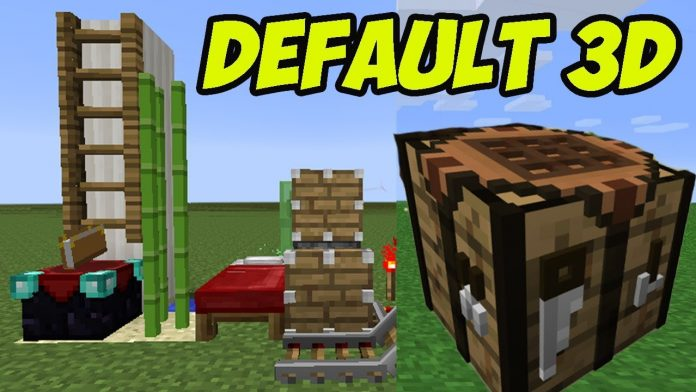 Default 3D 1.15.2 - awesome