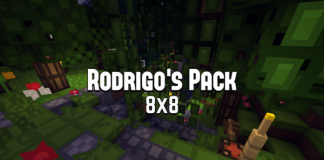 FPS Boost Texture Pack 1.15 - Rodrigo's Pack 8x8 - MAIN