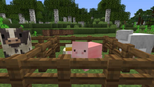 RizzlyReal's Adorable Mobs Texture Pack v1.15 - 1