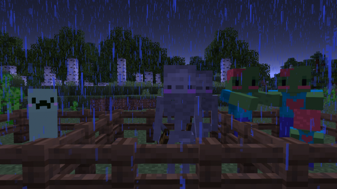 RizzlyReal's Adorable Mobs Texture Pack v1.15 - 2