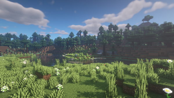 minecraft 1.15 shaders