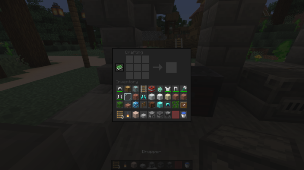 Dark Modern GUIs Resource Pack 1.15 16x - 2