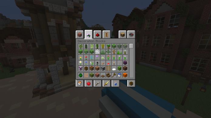 Minecraft Dark Mode 1.15.1 Texture Pack - 1