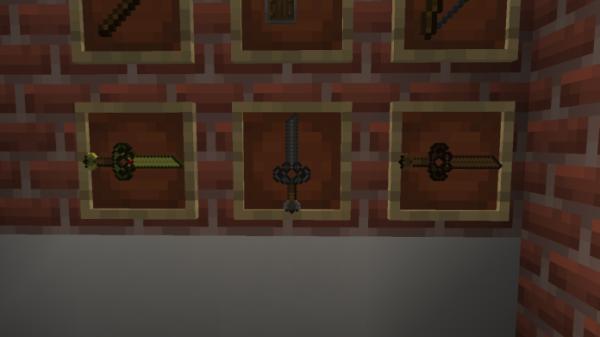 Better Swords Texture Pack 1.15.2 - 2