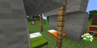 Comforts Mod 1.15.2 (Sleeping Bags and Hammocks) - 1