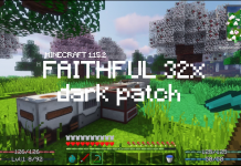 Faithful 32x 1.15.2 Dark Patch - MAIN