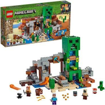 LEGO Minecraft The Creeper Mine 21155 Building Kit