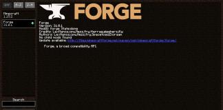 Minecraft Forge 1.15.2 - 1