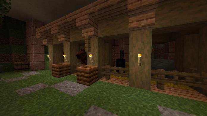 Minecraft Horses
