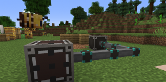 Simple Storage Network Mod 1.15.2 - 1