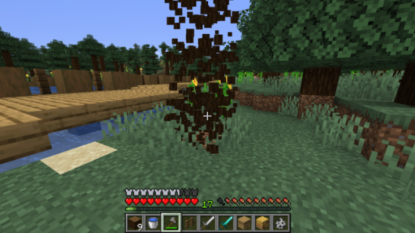 Treecapitator 1.15.2 Alternative Falling Tree Mod - 2
