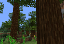 Round Trees 1.15.2 Minecraft Resource Pack - 1