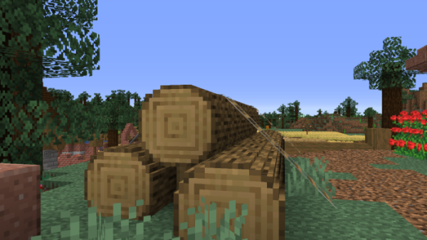 Round Trees 1.16 - Minecraft Texture Pack - 3