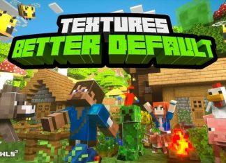Better Default Textures Pack 1.15.2