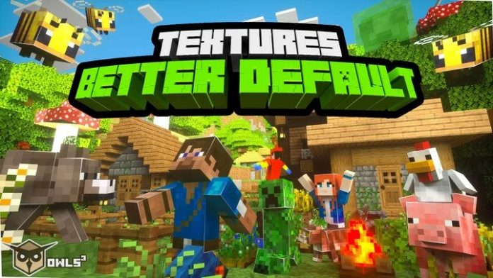 Better Default Textures Pack 1.15.2