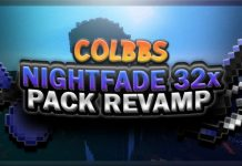 Colbb's Nightfade v2 32x PvP Texture Pack 1.8.9