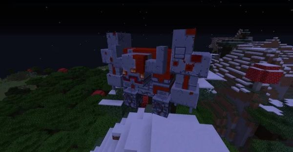 Redstone Monster Texture Pack 1.15.2 - Minecraft Dungeons Texture Pack - 1