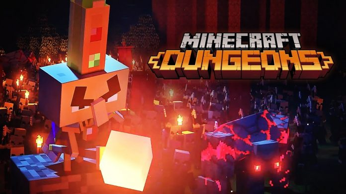 The Full Minecraft dungeons Gameplay Review - 1
