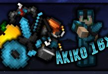 Akiko 16x FPS BOOST PvP Texture Pack 1.8.9