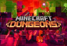 Minecraft Dungeons A