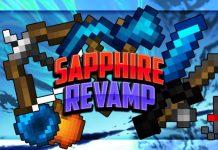 Sapphire 16x Revamp FPS PVP Pack 1.8.9 - main